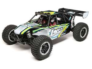 Losi DBXL-E RTR - Black RC Car Ready To Run, Huge 1/5 Scale 84cm - £899 @ Modelsport