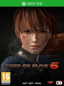 Dead or Alive 6 (Xbox One) - £9.85 delivered @ Base