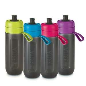 BRITA Fill and Go Active for £4.50 or BRITA Maxtra Plus Style Filter Jug for £9 @ Ryman (Free click and collect)