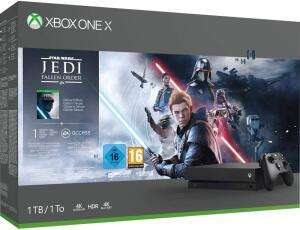 Xbox One X 1TB Bundles - Star Wars Jedi Fallen Order / Gears 5 - £259 delivered @ Microsoft Store
