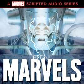 'Marvels' podcast now available weekly for free via Apple podcasts.