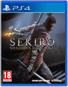 Sekiro: Shadows Die Twice (PS4) for £29.99 @ Smyths (free click and collect)