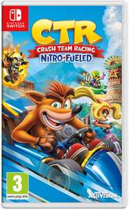 Crash Team Racing - Nitro-Fuelled (Nintendo Switch) + 6 months Spotify Premium - £22.99 @ Currys PC World