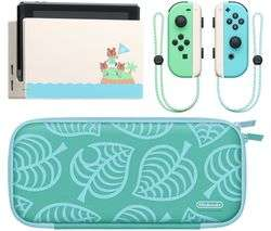 Animal Crossing Switch Console bundles@ Currys *See Description* - Animal Crossing: New Horizons Edition & Carrying Case Bundle £344
