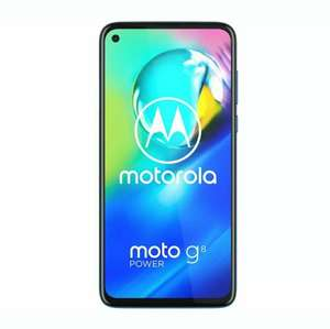 MOTOROLA G8 Power - 64 GB Smartphone - 2 Colours - £186.99 With Code @ Currys Ebay