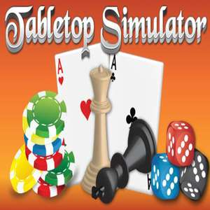 Tabletop Simulator £7.49 / £22.49 for 4-pack @ Fanatical