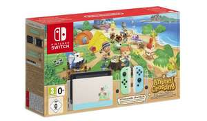 Nintendo Switch Console - Animal Crossing Edition including Download code of Game @ Argos £329.99