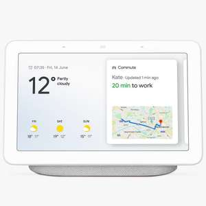 Google nest mini & google nest hub for only £99 John Lewis & Partners