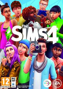 Sims 4 for PC - £11.24 @ EA Games