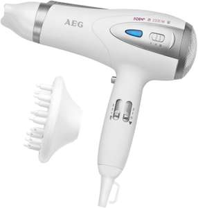 AEG Professional Hairdryer with Eco Save and Ion Technology £23.74 delivered at Amazon