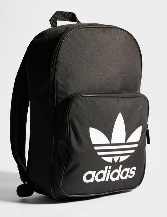 adidas Originals Classic Trefoil Backpack Now £8 delivered @ J D Sports