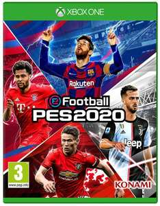 [Xbox One] eFootball PES 2020 - £17.85 delivered @ Base