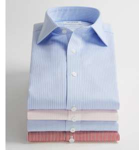 T.M Lewin Men's Shirts From £14.95 + Free Delivery on All Orders (Normally £4.95) + Exclusive 10% off £45 Spend Code