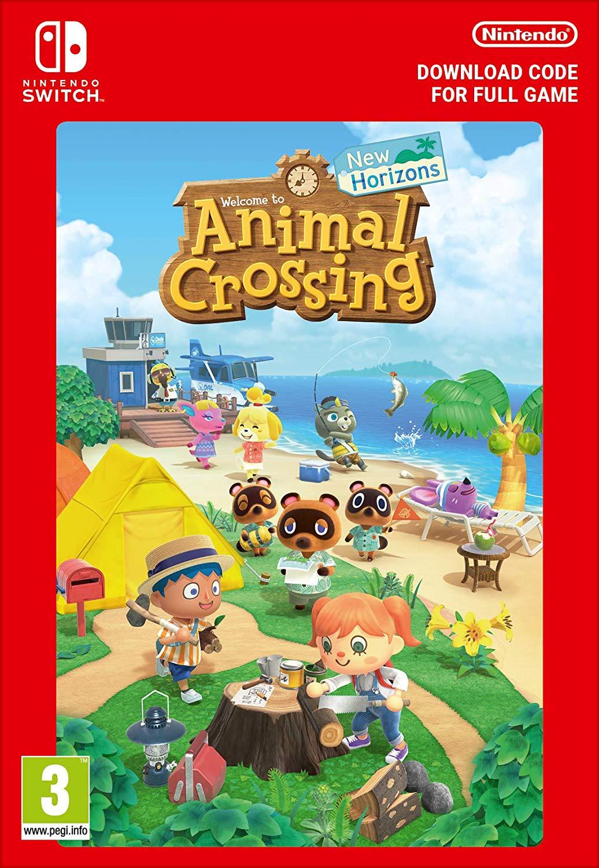 Animal Crossing: New Horizons (Digital) - £39.85 @ ShopTo