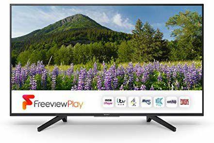 Sony KD65XF7003BU 65 Inch 4K HDR Ultra HD Smart TV with Freeview Play, Black (2018 Model) £756 @ Amazon
