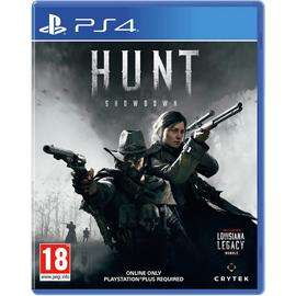HUNT: SHOWDOWN - PS4 / Xbox One £21.99 Free Collection / £3.95 delivery @ Argos