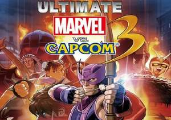 Ultimate Marvel vs Capcom 3 (PC / Steam) - £4.47 @ WorldWide-keysale / Gamivo