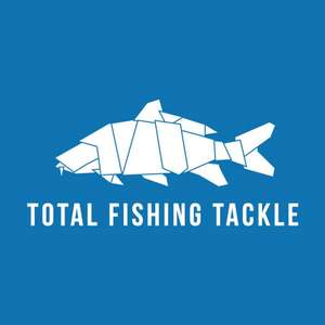 15% off @ Total Fishing Tackle