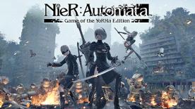 Nier Automata game of the YoRHa edition steam key £15 @ Greenman Gaming