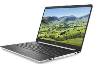 "HP 15S-FQ1505SA 14"" Laptop, 10th Gen Intel i5, FHD, 4GB RAM, 256GB SSD, 16GB Optane (Open Box) £364.94 delivered @ Dealbuyer"