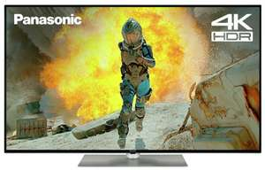Panasonic TX-65GX560B 65 Inch 4K Freeview HD Smart TV with HDR - £569.05 with code @ Argos / eBay