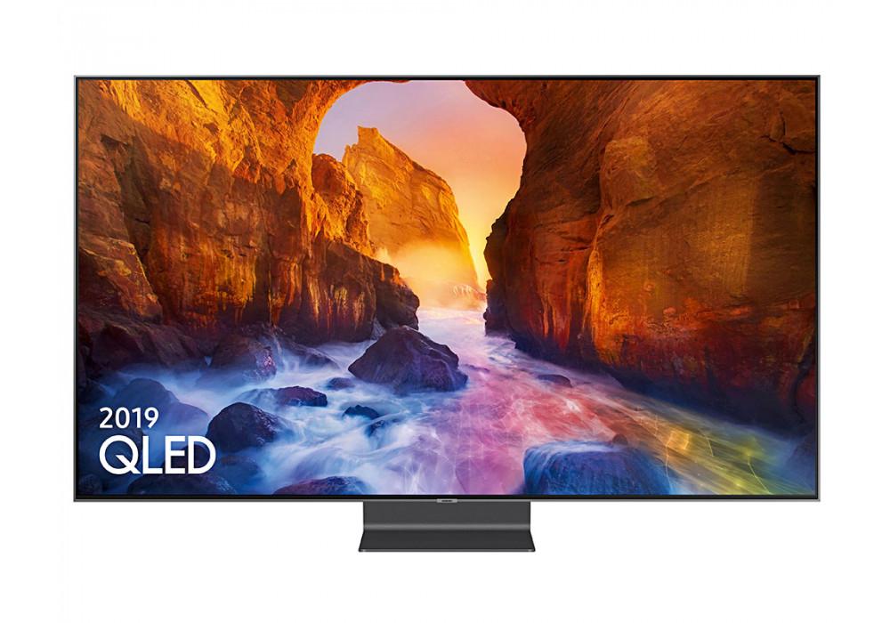 "Samsung QE65Q90RA 65"" Flagship QLED 4K HDR 2000 Smart TV + HWR550 Sound Bar for £1799 @ Crampton & Moore"