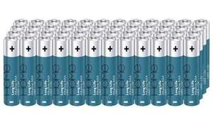 Argos Home Ultra Alkaline AAA Battery - Pack of 48, £5.99 at Argos (£3.95 Delivery)