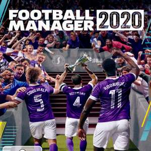 Football Manager 2020 PC - £19.99 @ Argos (£3.95 Delivery)