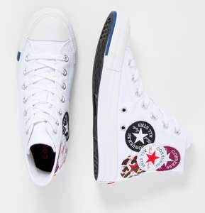 Converse Logo Play Chuck Taylor All Star High Top Trainers Now £32.50 sizes 3 up to 13 @ Zalando