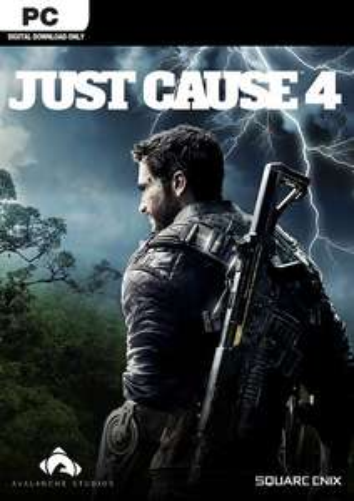 Just Cause 4 PC + DLC £4.79 @ CDKeys