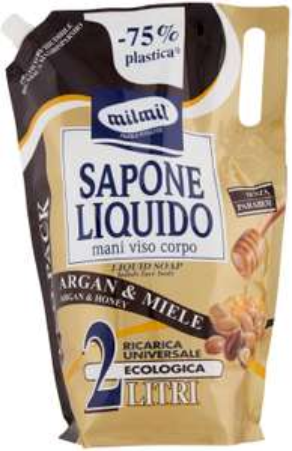 Mil Mil handwash 2L (=8x250ml bottles) £8.96 @ Amazon Prime / £13.45 Non Prime