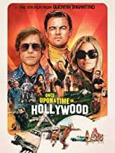 Various Amazon Prime Video Film Rentals for Just £1.99 E.G Once upon a Time In... Hollywood - Prme Member Exclusive