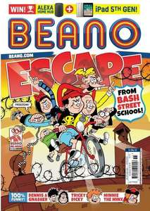 20 copies of Beano delivered for £20 @ DC Thomson Shop