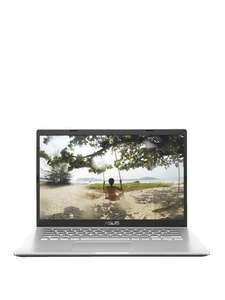 Asus M409DA-EK076T AMD Ryzen 5 3500U 8GB RAM 256GB SSD 14in Full HD Laptop -Silver - £499.99 + free Click and Collect @ Very
