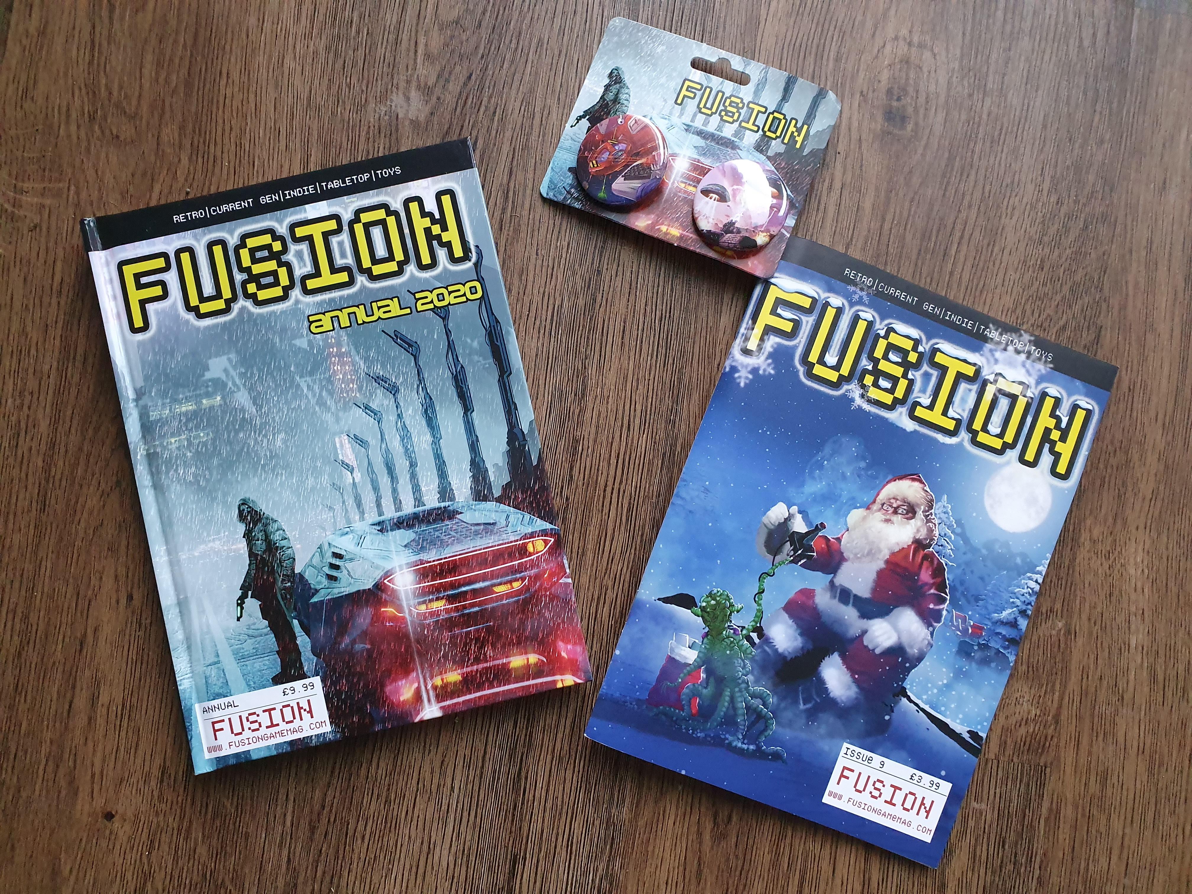 Free PDF Retro books to read during the outbreak care of Fusion Retro