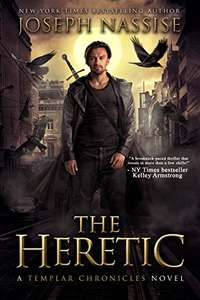 The Heretic (The Templar Chronicles Book 1) Kindle - FREE @ Amazon Kindle