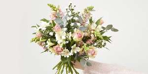 35% off – Mother's Day flowers from Bloom & Wild inc P&P @ TravelZoo