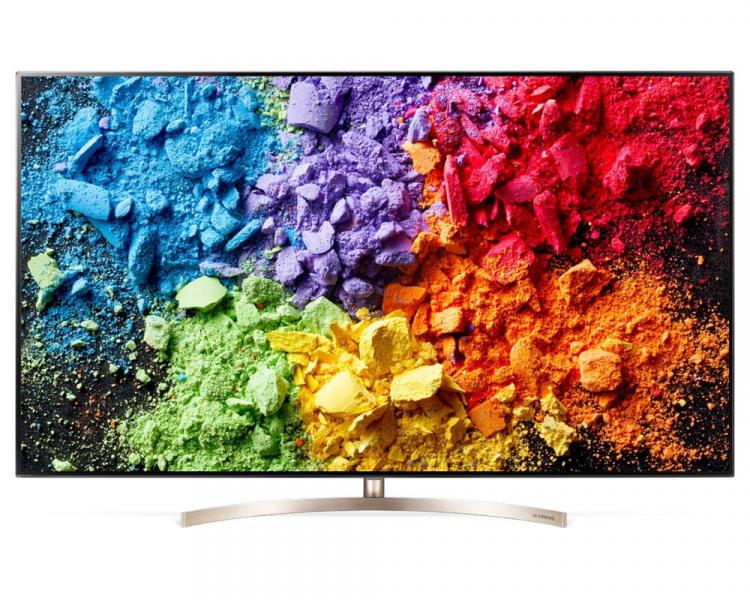"""LG 55SK9500P 55"""" SUPER UHD TV - £799 delivered @ Crampton & Moore"""