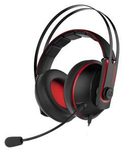 Asus Cerberus V2 PC Gaming Headset - Red - £36.99 + free Click and Collect / £3.95 delivery @ Argos