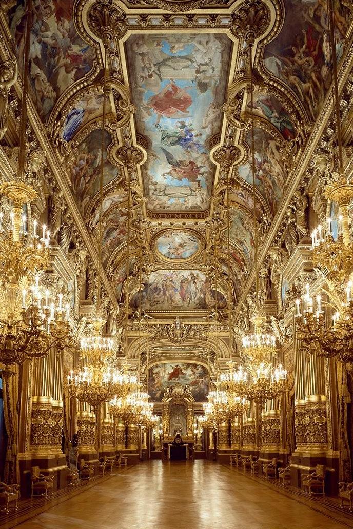 Watch Free Full Complete Opera & Ballet Performances @ Opera De Paris