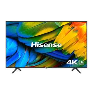 Hisense 43B7100UK (2019) 43 inch 4K Ultra HD HDR Smart LED TV + 6 Year Guarantee - £149 Delivered using code @ Richer Sounds