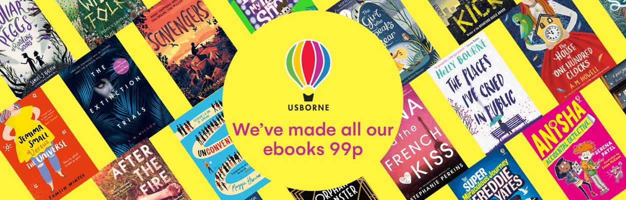 Usborne ebooks: all 99p @ Usborne