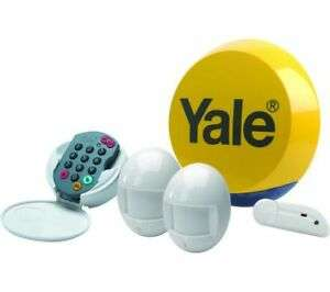 YALE HSA Essentials Alarm Kit - £76.49 at Currys/ebay (with code)