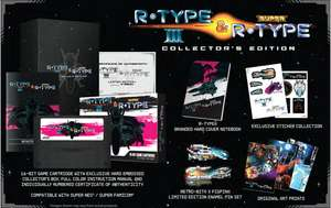 R-Type collectors edition SNES £46.95 @ Coolshop