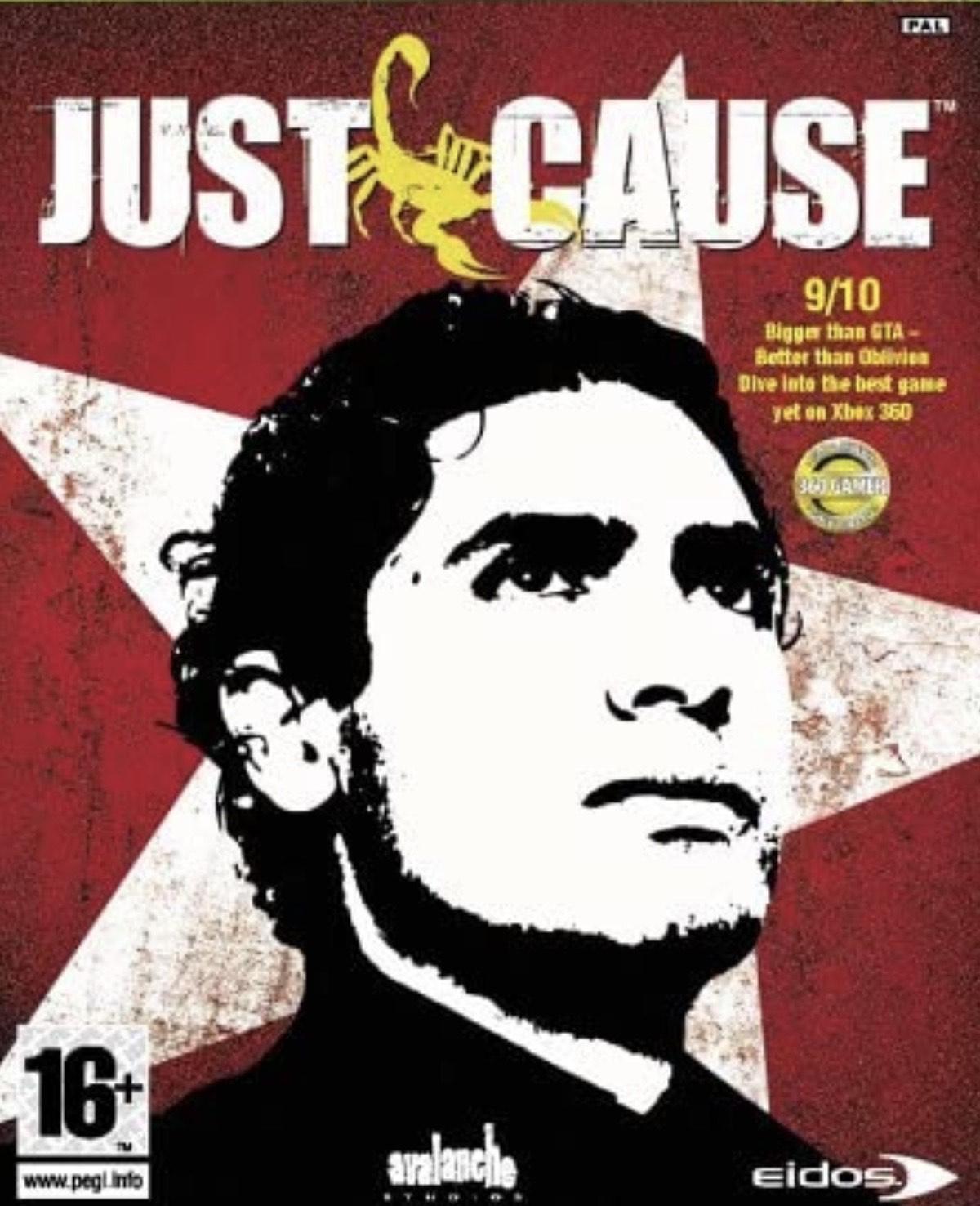 Just cause 0.89p/ Just cause 2 £1.19 / Just cause 3 £3.99 (Xbox one/Xbox 360) @ Microsoft store