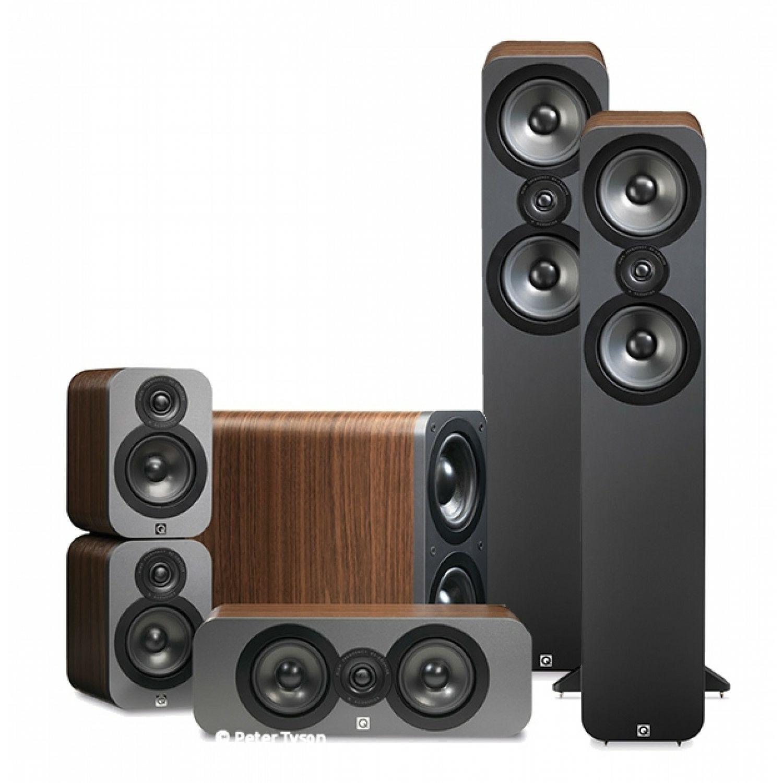 Q Acoustics 3050 Cinema (5 year warranty) @ Peter Tyson for £649