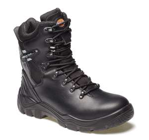 Size 4 Dickies Quebec Lined Super Safety Boot £20.92 delivered at Amazon