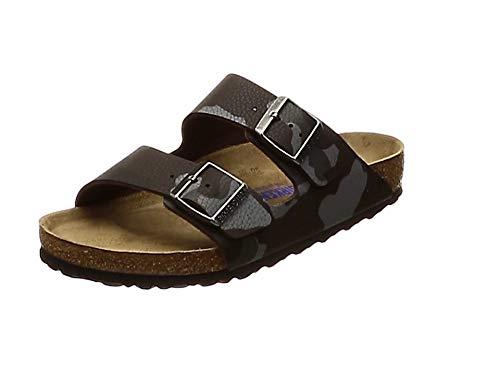 Birkenstock Arizona Habana soft footbed at Amazon from £53.99