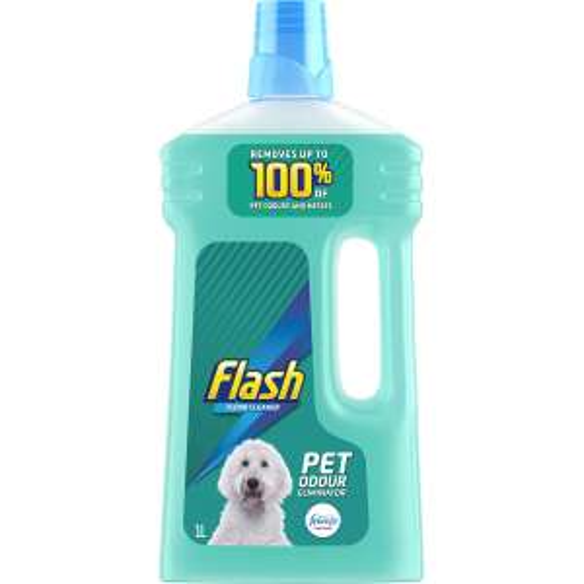 Flash Pet Floor Cleaner Liquid - 1L for 1.99 at Robert Dyas