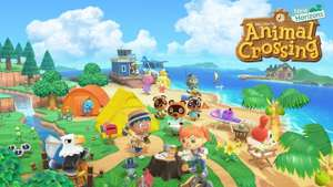Animal Crossing: New Horizons Switch (EU) £38.99 with PayPal @ CDKeys